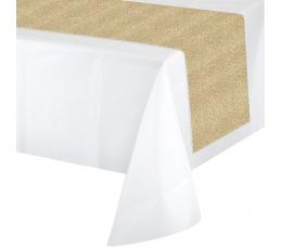 Galda celiņs, zelta krāsā (35x210 cm)