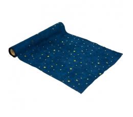 """Galda celiņš """"Zvaigžņotās debesis"""" (28 cm x 3 m)"""