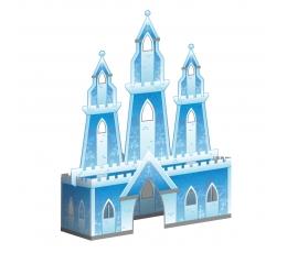 """Galda dekorācija """"Ledus pils"""" (21x9x30 cm)"""