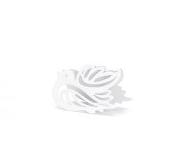 "Galda -vārda kartes ""Balts balodis"" (10 gab)"