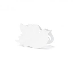 "Galda -vārda kartes ""Balts balodis"" (10 gab) 1"