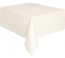 Galdauts, balts (137 x 274 cm)