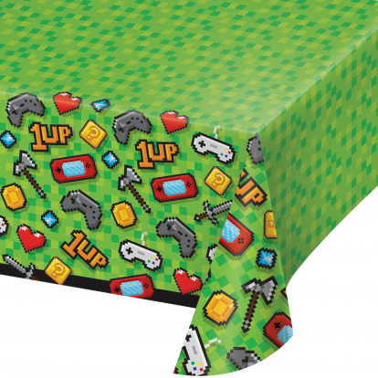 """Galdauts """"Datorspēles""""  (137x259 cm)"""