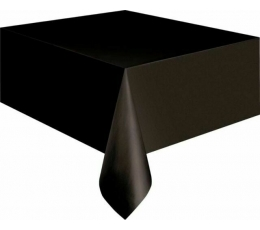 Galdauts, melns (137 cm x 274 cm)
