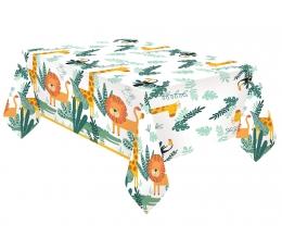 """Galdauts """"Safari dzīvnieki"""", papīra (120 x 180 cm)"""