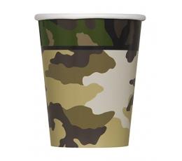 """Glāzītes """"Armija""""  (8 gab./270 ml)"""