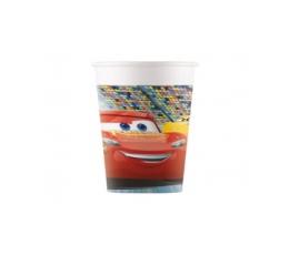 """Glāzītes """"Cars 3"""" (8 gab./200 ml)"""