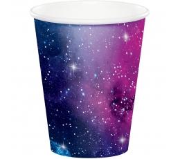 """Glāzītes """"Galaktika"""" (8 gab/266 ml)"""