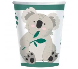 """Glāzītes """"Koala"""" (8 gab./250 ml)"""