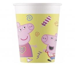 """Glāzītes """"Peppa Pig"""" (8 gab/200ml)"""