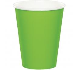Glāzītes, salātkrāsas (8 gab/266 ml)