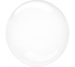 Gumijas balons-clearz, caurspīdīgs (40 cm)