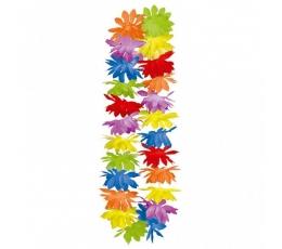 Havaju kaklarota, krāsaina