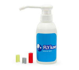 """Hēlija balonu apstrādes gēls """"FLY Luxe"""" ar dozatoru (0,47l)"""