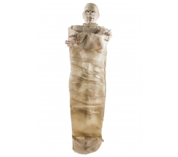 """Helovīna rotājums -stāvošs """"Mūmija"""" (180 cm)"""