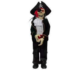 """Interaktīva dekorācija """"Pirātu kapteinis"""" (1 m)"""