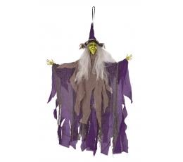 """Interaktīva karināma dekorācija """"Ragana"""" (66 cm)"""