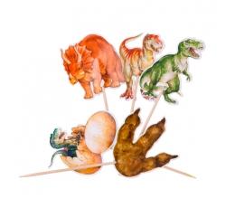 """Irbulīši-dekorāciajs """"Dinozauri"""" (20 gab/12 cm)"""