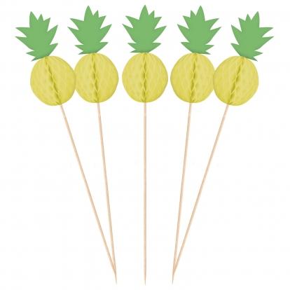 "Irbulīši-dekorācijas ""Ananasi"" (10 gab)"