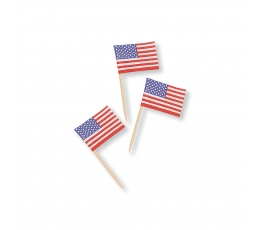 "Irbulīši-karodziņi ""Americano"" (30 gab)"