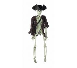 """Pakarināma dekorācija """"Pirāta skelets"""" (40 cm)"""
