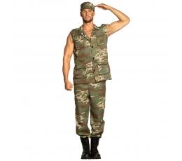 Karavīra kostīms (50/52)