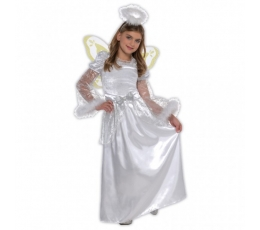 """Karnevāla kostīms """"Eņģelis"""" (104 - 110 cm)"""