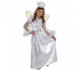 """Karnevāla kostīms """"Eņģelis"""" (113-128 cm)"""