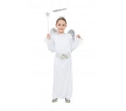 """Karnevāla kostīms """"Eņģelis"""" (122 - 134 cm)"""