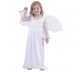 """Karnevāla kostīms """"Eņģelis"""" (92 - 104 cm)"""