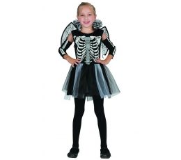 "Karnevāla kostīms ""Skelets"" (110 - 120 cm)"