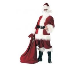 """Karnevāla kostīms """"Ziemassvētku vecītis"""" (XXL /168-190 cm)"""