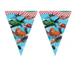 """Karodziņu virtene """"Disney planes"""" (9 karodziņi)"""