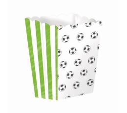 """Kastītes uzkodām """"Futbols"""" (4 gab)"""