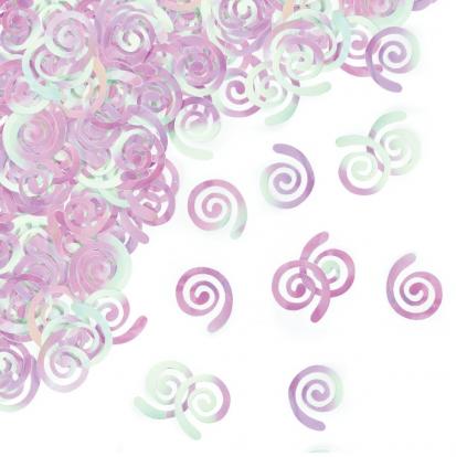 """Konfettī """"Perlamutra ruļļi"""" (14 g.)"""