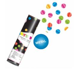 """Konfeti plaukšķene """"Krāsainie burbuļi"""" (20 cm)"""
