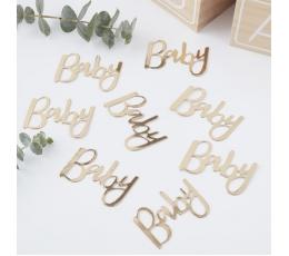 """Konfettī """"Baby"""", zelta (14 g)"""