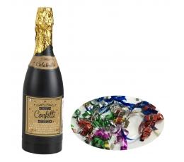 """Konfettī plaukšķene """"Šampanieša pudele"""""""