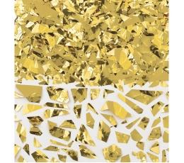 Konfetti, zelta, mazie (42 g)