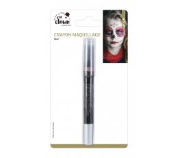 Kosmētikas zīmulis, melns (3 g)