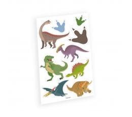 """Laicīgie tetovējumi """"Dinozauri"""""""
