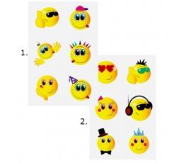 """Laicīgie tetovējumi """"Emoji"""""""