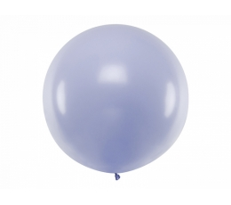 Liels balons, lavandas krāsā (1m)