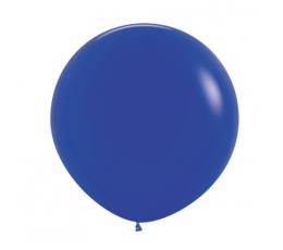 Liels balons, spilgti zils (60 cm)