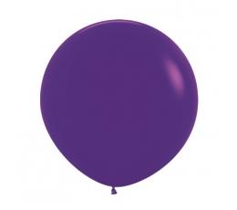 Liels balons , violets (60 cm)