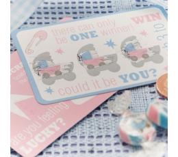 """Loterija -spēle """"Baby"""" (10 kartiņas)"""