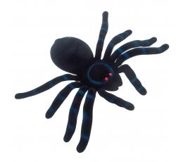 Maigs zirneklis, zili svītrains (17 cm)