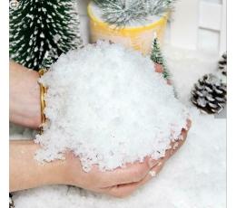 Mākslīgais sniegs (100 gr. / 10 litri)