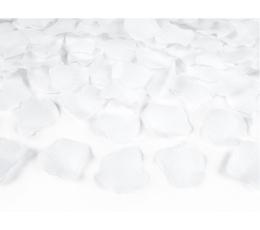 Mākslīgas rožu ziedlapiņas, baltas (500 gab)