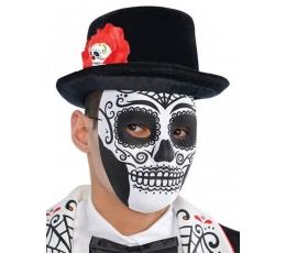 "Maska ""Dia de los Muertos"""